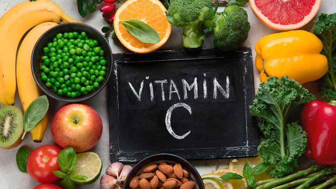 ¿Qué pasa en nuestro cuerpo si tenemos un déficit de vitamina C?